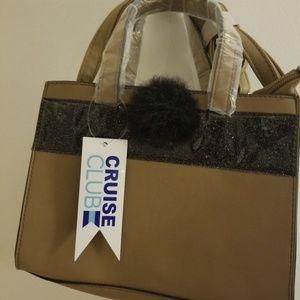 A new small handbag